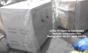 Biến Áp LiOA 200kVA 3 Pha Cách Ly Chính Hãng 380V/200V/220V