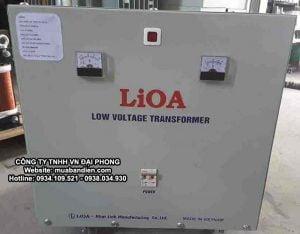 Biến Áp LiOA 400kVA 3 Pha Cách Ly Chính Hãng 380V/200V/220V