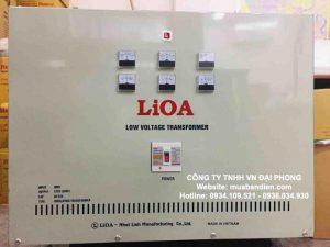 Biến Áp LiOA 60kVA 3 Pha Cách Ly Chính Hãng