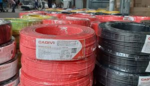 Cáp Ngầm Hạ Thế CADIVI CV - 4mm2 0.6/1kV