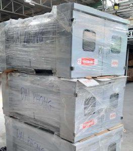 Nắp Che Mưa Bảo Vệ Máy Biến Áp Dầu THIBIDI 400kVA