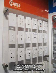 Nhà Phân Phối Thiết Bị Điện AC - COMET Toàn Quốc