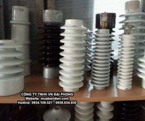 Sứ Gốm Cách Điện 24kV - 35kV - 110kV - 220kV - 500kV Minh Long