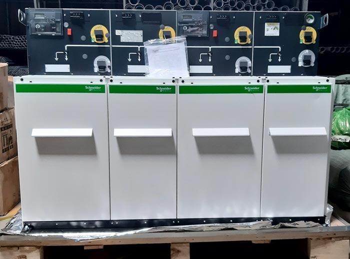 Tủ Trung Thế RMU Schneider 4 Ngăn RM6 NE-DIDI 24kV 630A 20kA/s