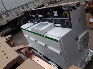 Tủ Trung Thế RMU Schneider 4 Ngăn RM6 RE-IIII 24kV 630A 20kA/3s