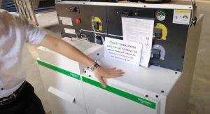 Tủ Trung Thế RMU Schneider RM6 2 Ngăn NE-DI 24kV 630A 20kA/3s