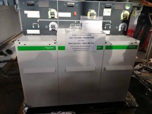 Tủ Trung Thế RMU Schneider RM6 3 Ngăn NE-IBI 24kV 630A 20kA/3s