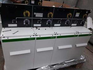 Tủ Trung Thế RMU Schneider RM6 4 Ngăn NE-IIBI 24kV 630A 20kA/3s