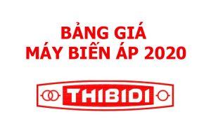 Bảng Giá Máy Biến Áp Năng Lượng Mặt Trời Solar THIBIDI 2020