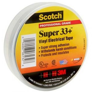 Băng Keo Điện 3M Scotch Super 33+ USA
