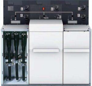 Đầu T-PLUG Chống Sét 3M 24kV cho LBS, Tủ RMU Schneider, ABB