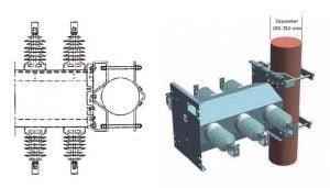 Hướng Dẫn Thi Công Lắp Đặt LBS SF6 Khí ABB (Entec)