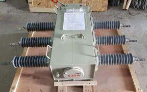LBS Entec Khí SF6 24kV 630A Ngoài Trời