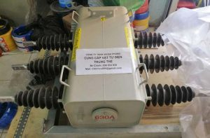 LBS Entec Korea (Load Break Switch)