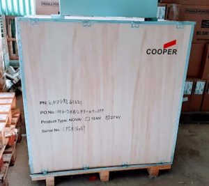 Recloser Cooper 3Pha 630A 27kV 12.5kA/s
