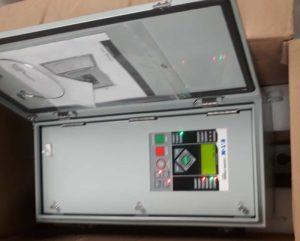 Tủ Điều Khiển Máy Cắt Tự Đóng Lại Recloser Cooper 27kV 630A