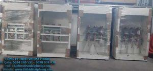 Tủ LBS Trong Nhà 24kV 630A Có Bệ Chì TEC/TAIWAN