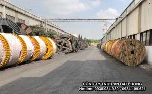 Cáp Ngầm Trung Thế Cu/XLPE/PVC 1x400mm2 LS VINA 1 Lõi 3.6/6(7.2)kV