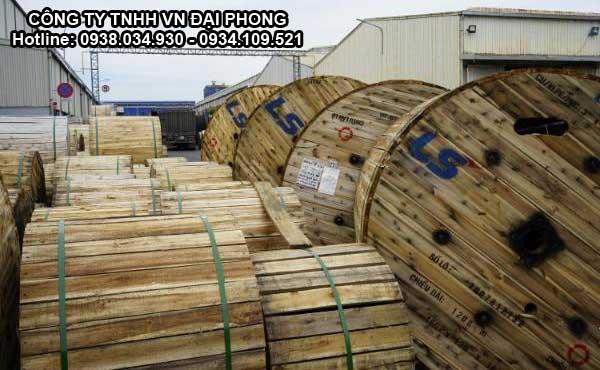Cáp Ngầm Trung Thế Cu/XLPE/PVC 3x185mm2 LS VINA 3 Lõi 3.6/6(7.2)kV