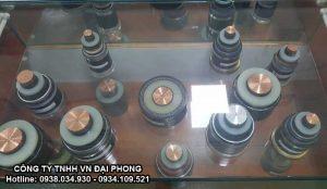 Cáp Ngầm Trung Thế Cu/XLPE/PVC/DATA/PVC 1x500mm2 LS VINA 3.6/6(7.2)kV