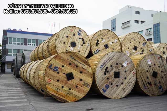Cáp Ngầm Trung Thế Cu/XLPE/PVC/SWA/PVC 3x70mm2 LS VINA 3.6/6(7.2)kV