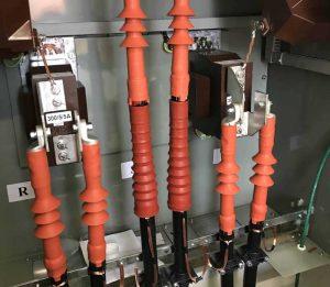 Giá Đầu Cáp Trung Thế ABB Co Nhiệt Trong Nhà 3x150mm2 24kV