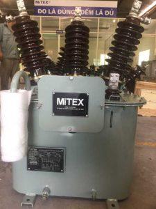 Hợp Bộ Đo Lường 3 Pha MOF 24kV 75-150/5A 50Hz MITEX