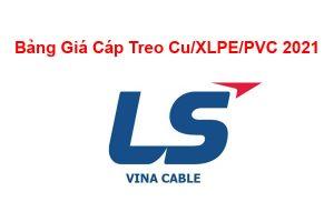 Bảng Báo Giá Cáp Treo LS Vina Cu-XLPE-PVC 2021 Mới Nhất