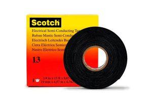 Băng Dính Điện 3M - Scotch 13 [Chính Hãng, Giá Tốt]