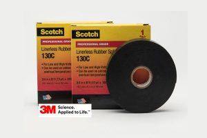 Băng Cao Su Cách Điện 3M - Scotch 130C [Chính Hãng, Giá Tốt]