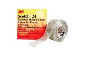 Băng Keo Lưới Đồng Bảo Vệ Mối Nối Điện - Scotch 24 - 3M