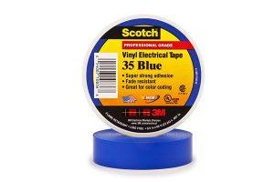 Băng Keo Điện 3M Scotch 35 - Màu Xanh Dương [Giá Tốt]
