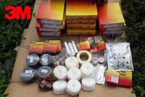 Hộp Nối Cáp Trung Thế 3M (3 Pha, 24kV) - Quấn Băng Đổ Nhựa Resin