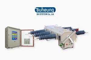 Máy Cắt Có Tải Trung Thế - LBS BuHeung BH System (24kV, 35kV)