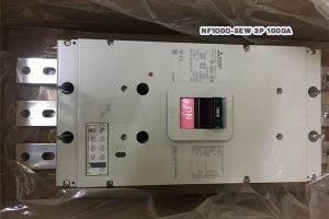 [Cập Nhật Giá] MCCB 3 Pha Mitsubishi NF1000-SEW 3P 1000A