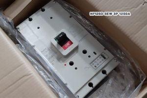 [Báo Giá] NF1250-SEW 3P 1250A 85kA | Aptomat MCCB Mitsubishi