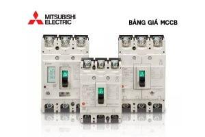 [Bảng Giá] Aptomat Dạng Khối - Cầu Dao Tự Động MCCB Mitsubishi