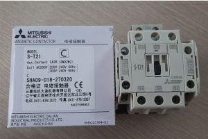 Bảng Giá: Khởi Động Từ Contactor MC Mitsubishi 21A (S-T21 AC200V 2A2B)